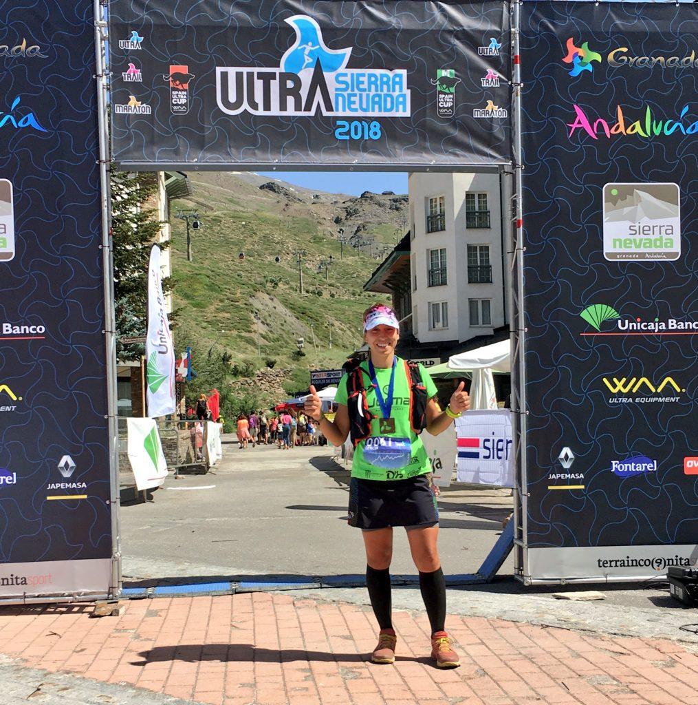 Leticia Bullido, nueva líder del WAA Spain Ultra Cup