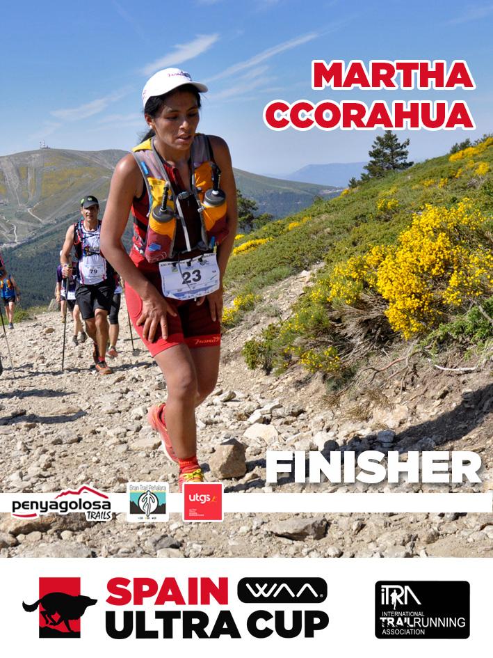 MARTHA CCORAHUA
