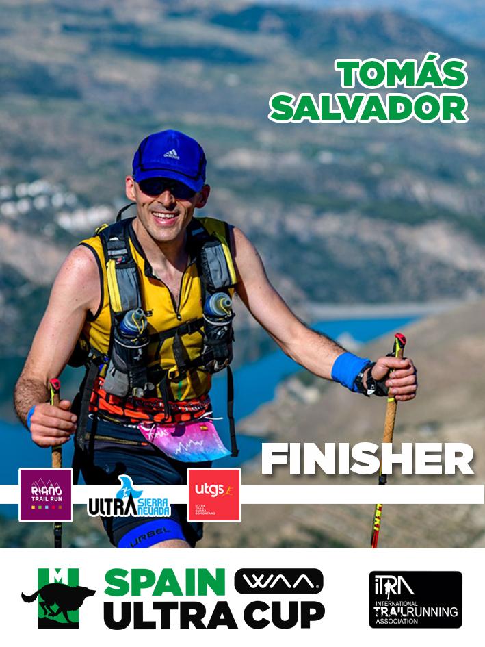 TOMÁS SALVADOR